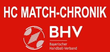 Banner Match-Chronik BHV