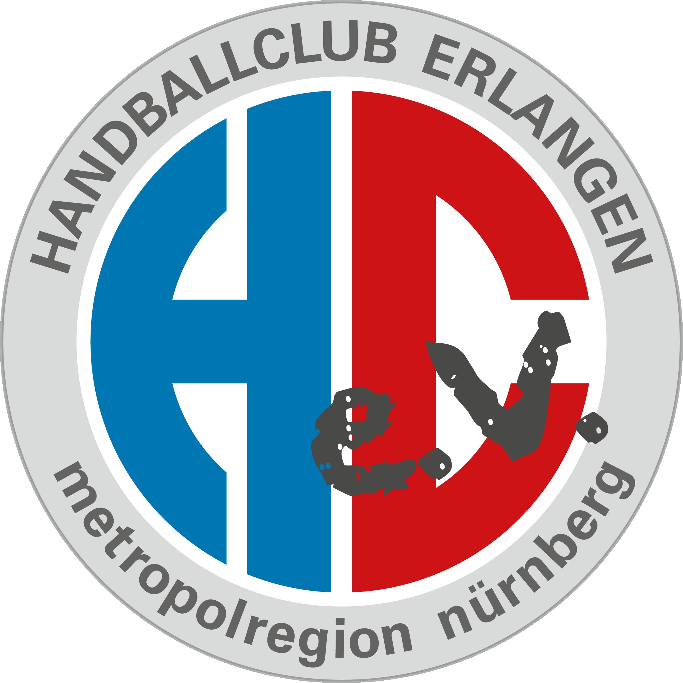 Handballclub Erlangen e.V. Logo