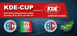 Banner KDE-Cup 2019