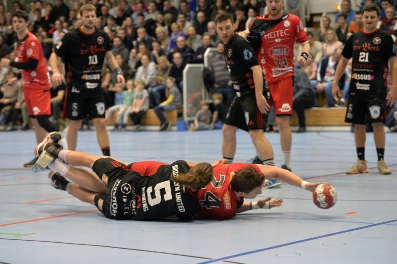 Stadtderby für sich entschieden - Spielbericht der U23 gegen TV Erlangen-Bruck