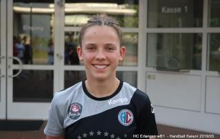 Erlanger Talent für DHB-Lehrgang in Berlin nominiert
