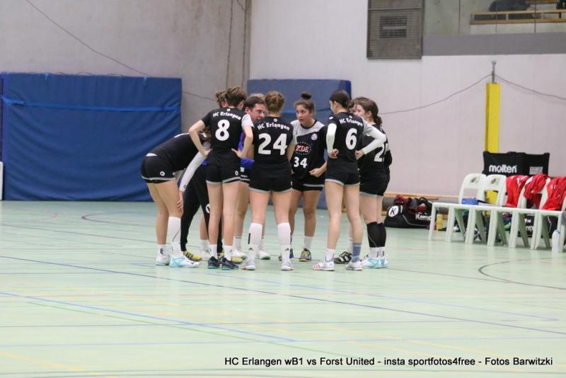 HC Erlangen unterliegt im Spitzenspiel beim Tabellenführer