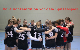 Showdown in der wB Bayernliga